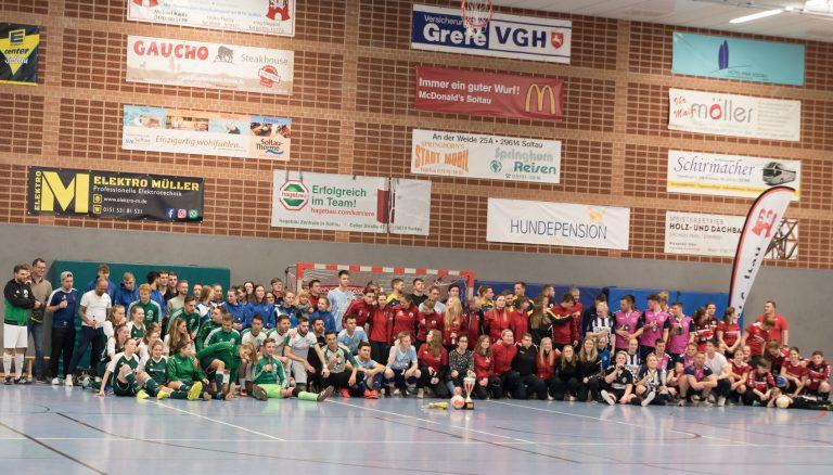 Hallen Fußballturnier Soltau 2020